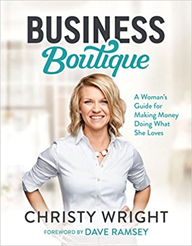 book cover wright business boutique