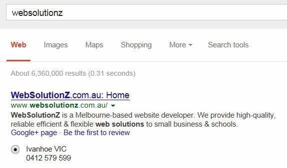 SEO websolutionz