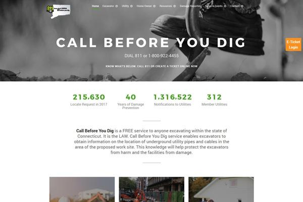 call-before-you-dig-website