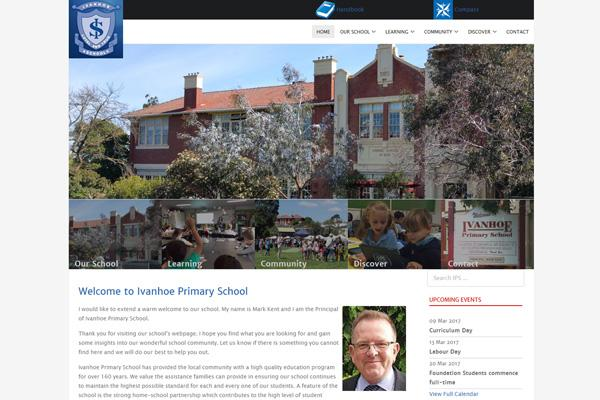 ivanhoe-primary-school-website