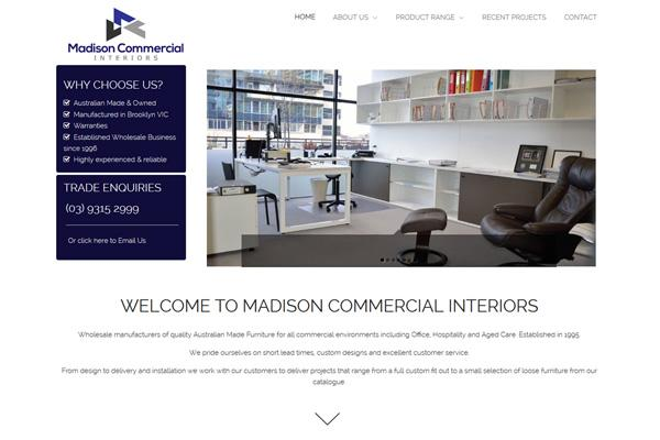 Madison Commercial Interiors