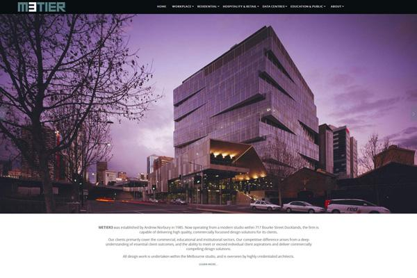 metier3-architects-website