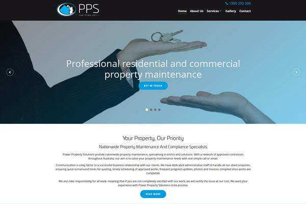 power-property-solutions-website